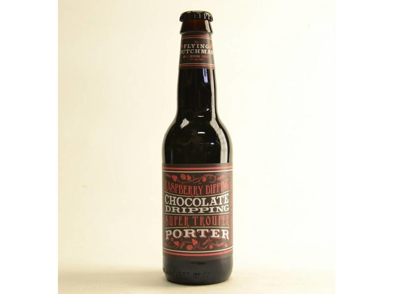 WA / FLES Raspberry Dipping Chocolate Dripping Super Trouper Porter - 33cl