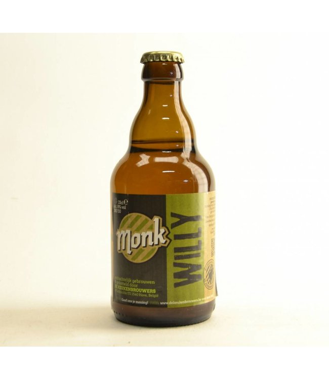 Monk Willy - 33cl