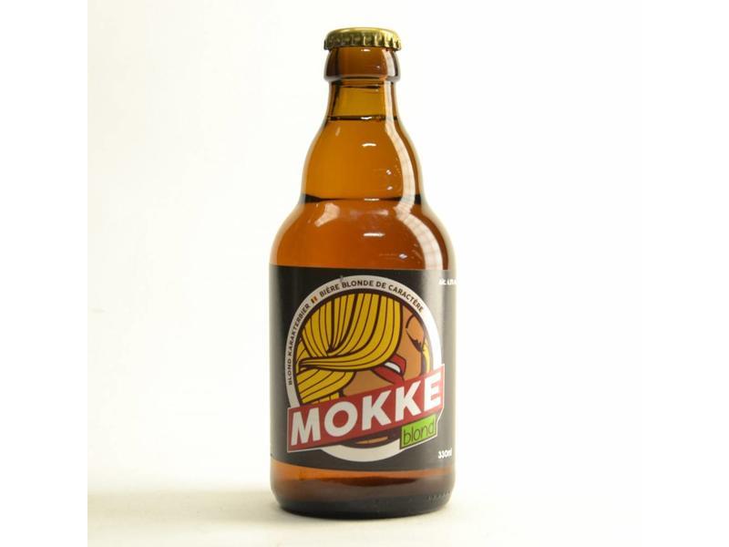 A4 Mokke Blond - 33cl