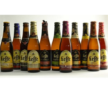 Leffe Selection Beer Box