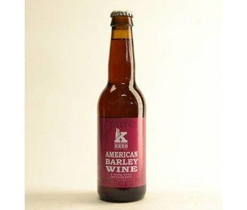 Kees Amercian Barley Wine - 33cl
