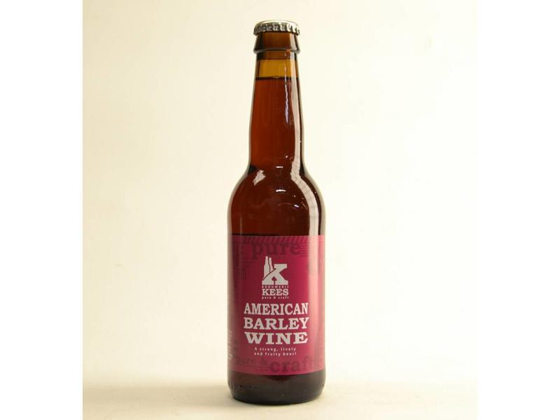 WA Kees Amercian Barley Wine - 33cl