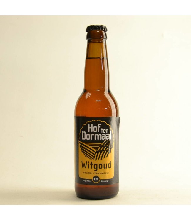 Hof ten Dormaal Witgoud - 33cl