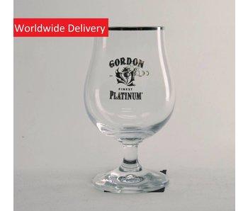 Gordon Finest Platinum Beer Glass - 25cl