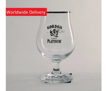 Gordon Finest Platinum Bierglas - 25cl