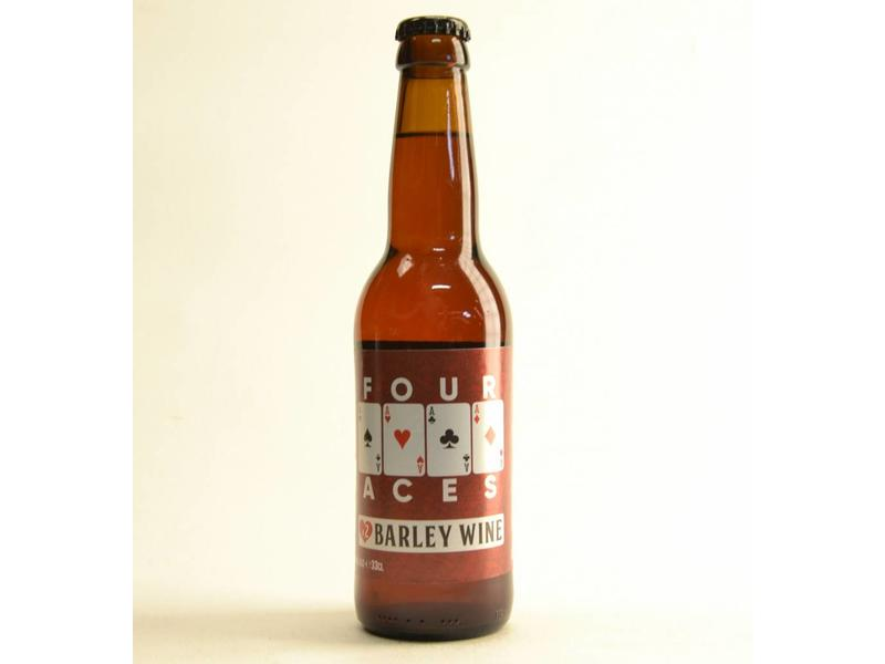 WA Four Aces Barley Wine - 33cl