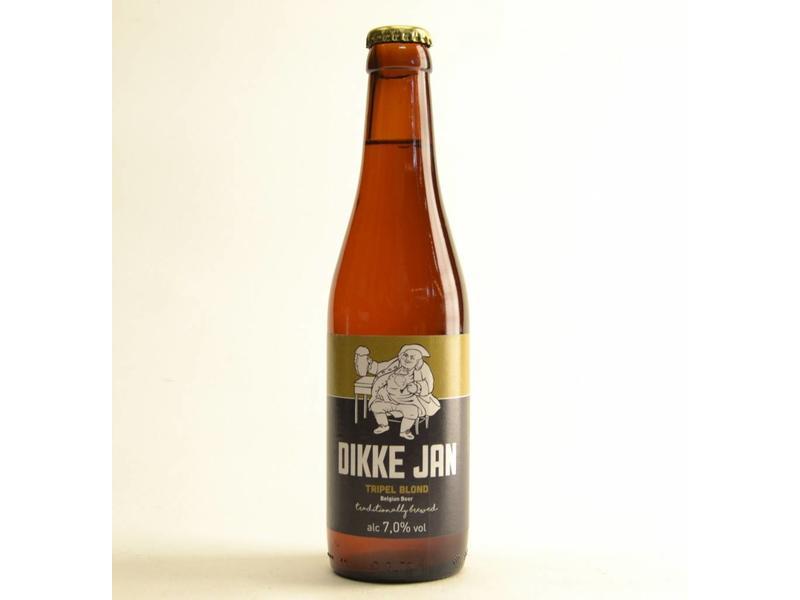 Dikke Jan Tripel - 33cl