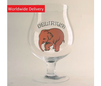 Delirium Big Beer Glass - 3L