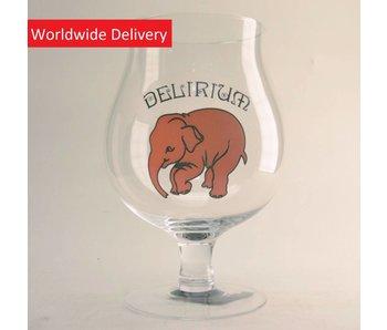 Delirium Big Beer Glass - 2.5l