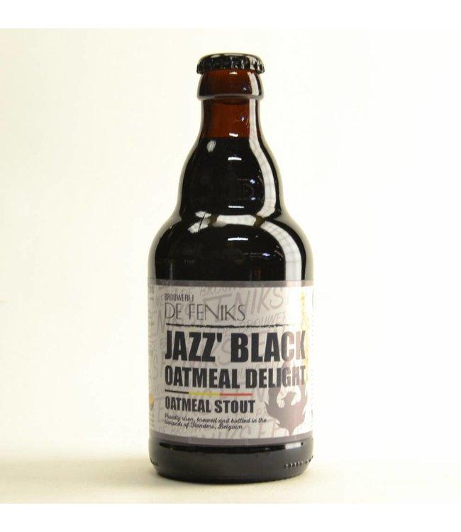 De Feniks Jazz Black Oatmeal Delight - 33cl