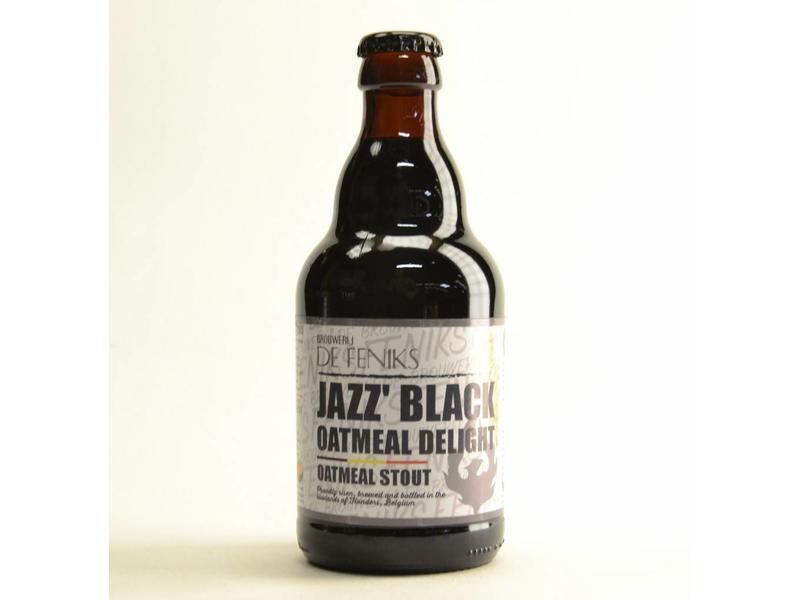 WA De Feniks Jazz Black Oatmeal Delight - 33cl
