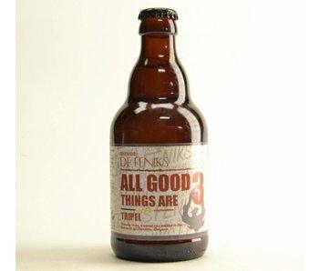 De Feniks All Good Things Are Tripel - 33cl