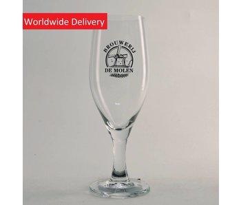 Brouwerij de Molen Bierglas - 25cl