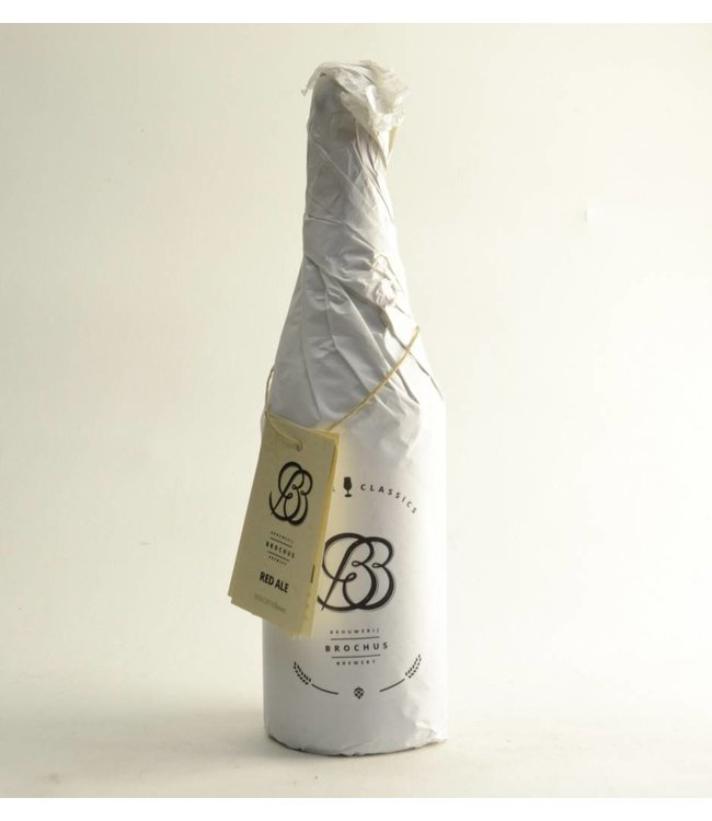 Brochus Red Ale - 75cl