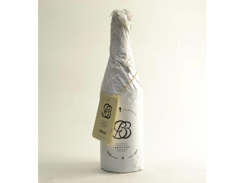 B4 Brochus Red Ale - 75cl