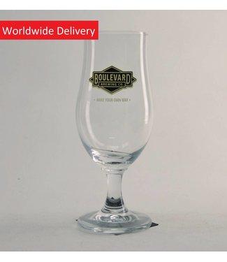 GLAS l-------l Boulevard Brewing Beer Glass - 25cl