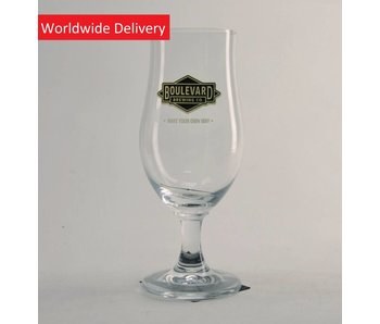 Boulevard Brewing Beer Glass - 25cl