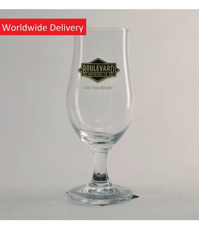 GLAS l-------l Boulevard Brewing Bierglas - 25cl