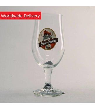 GLAS l-------l Biere du Corsaire Beer Glass - 33cl