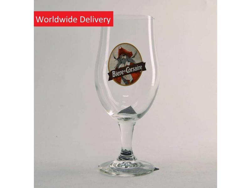 Biere du Corsaire Bierglas