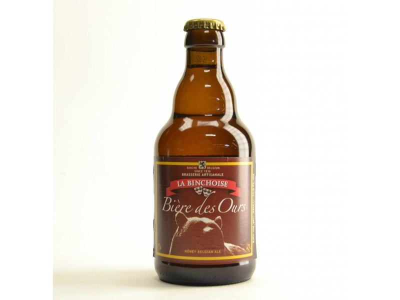 A4 Biere des Ours - 33cl