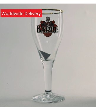 Barbe Beer Glass - 33cl