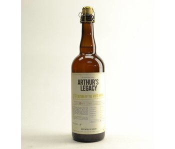 Arthurs Legacy Return White Widow - 75cl