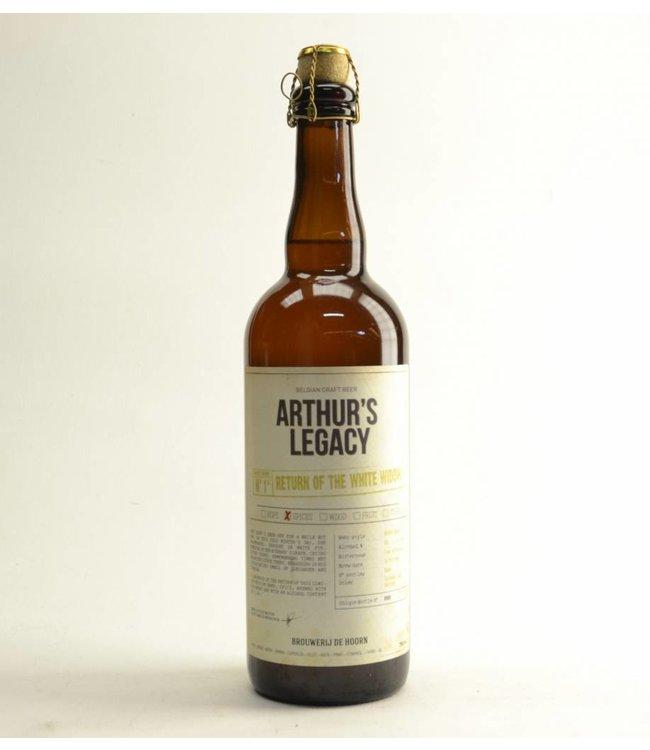 75cl   l-------l Arthurs Legacy Return White Widow - 75cl