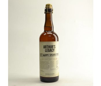 Arthurs Legacy Happy Sylvester - 75cl