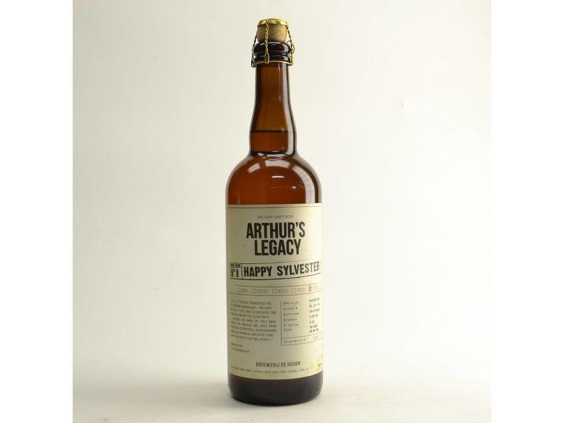 B4 Arthurs Legacy Happy Sylvester - 75cl