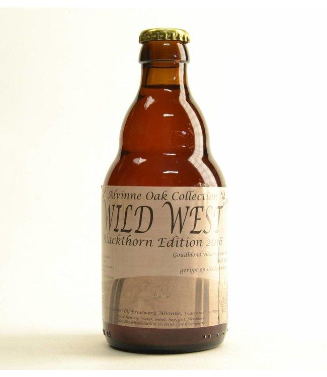 Alvinne Wild West Blackthorn Edition - 33cl