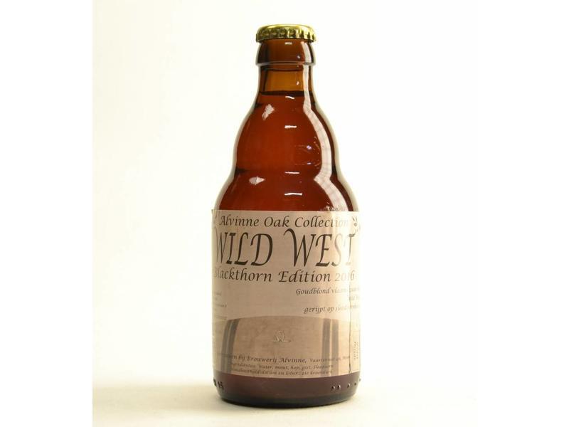 WA / FLES Alvinne Wild West Blackthorn Edition - 33cl