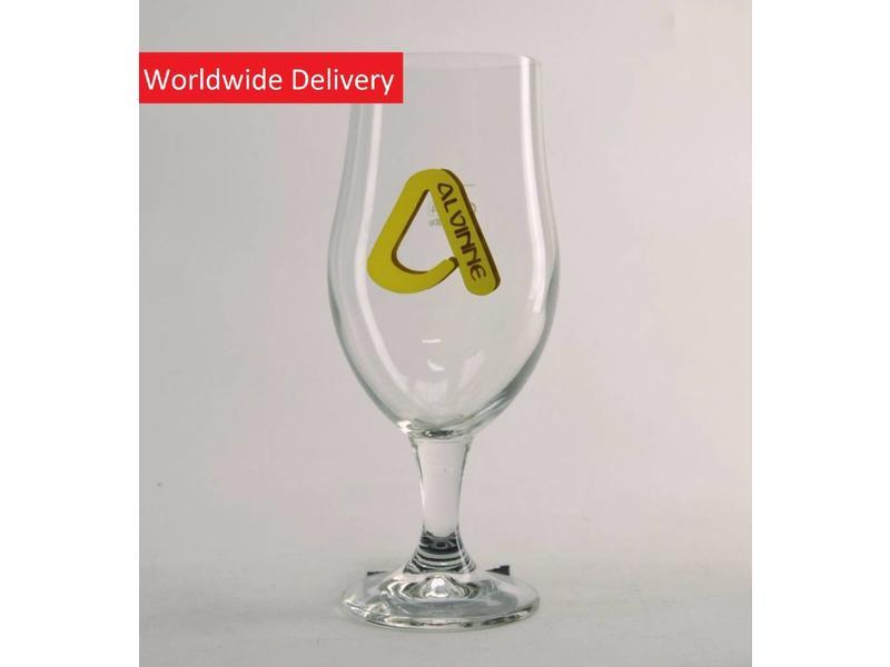 WD / STUK Alvinne Verre a biere - 33cl