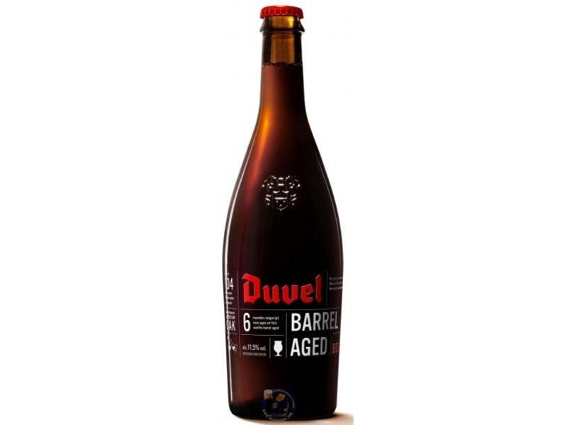 B4 Duvel Barrel Aged (batch 3) - 75cl
