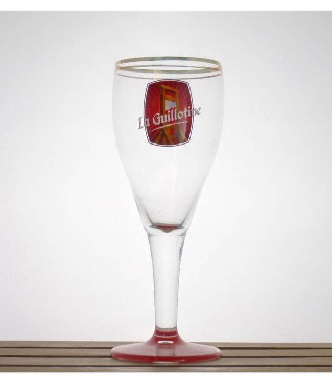 GLAS l-------l La Guillotine Bierglas - 25cl