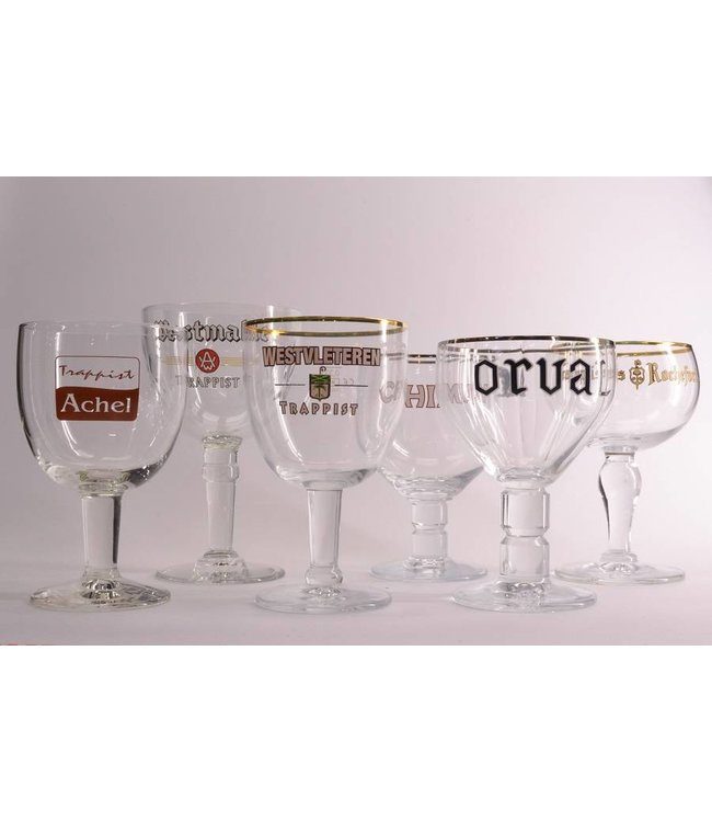 MAGAZIJN // Trappist Beer Glass Box