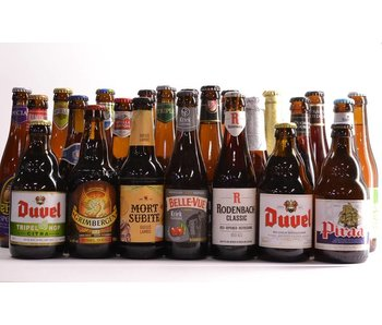 Discover Belgian Beer Box