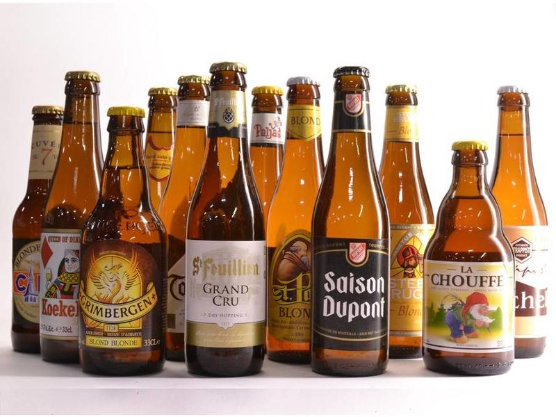 Ebol Top 12 Blonde Beers