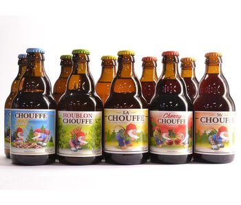 Box de Biere Selection Chouffe