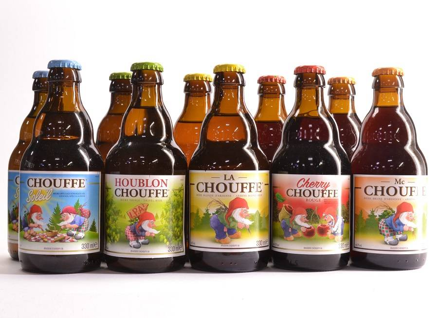 Image result for la chouffe beer
