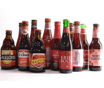 Top 12 Kriek Beer Box