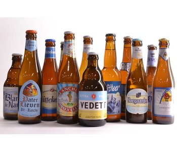 Top 12 Bieres Blanches
