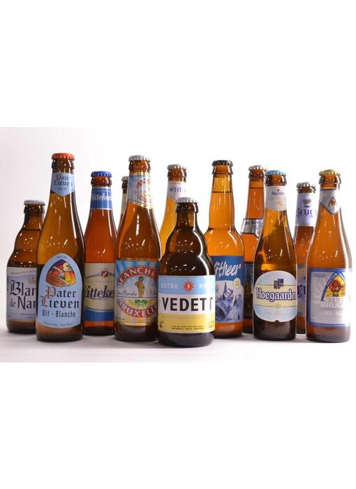 Top 12 White Beer Box