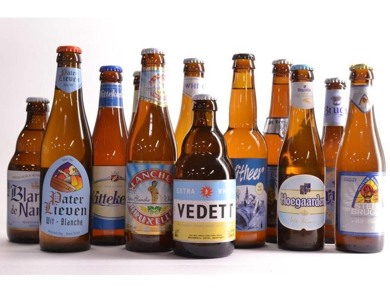 Mag Bierbox // Top 12 Witbier Box