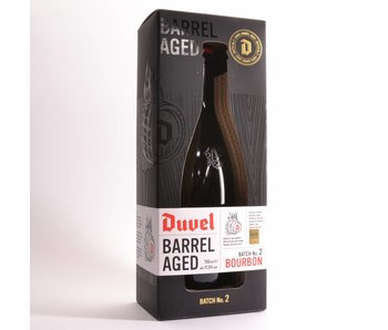 Duvel Barrel Aged (batch 3) - 75cl