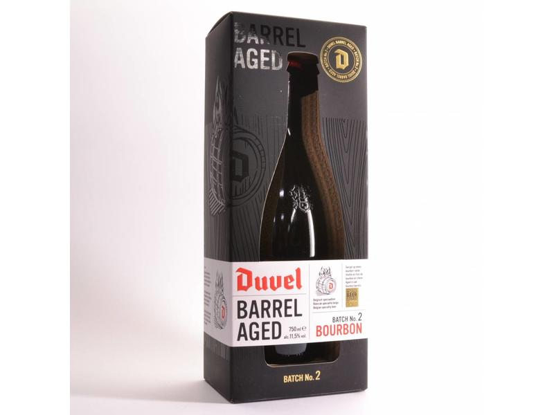 Ebol Duvel Barrel Aged (batch 3) - 75cl