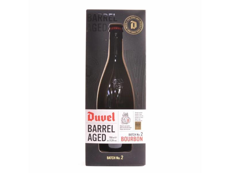 WB Duvel Barrel Aged (batch 3) - 75cl