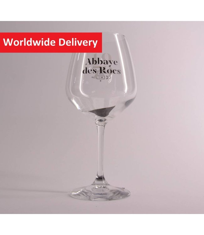 Abbaye Des Rocs Beer Glass - 33cl