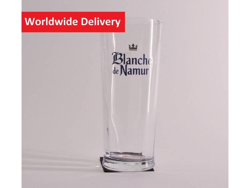 G Blanche de Namur Beer Glass