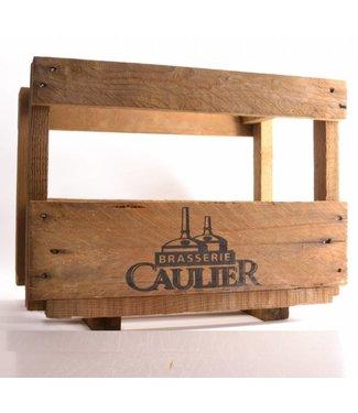 HOUTEN KIST    l-------l Caulier Wooden Beer Crate